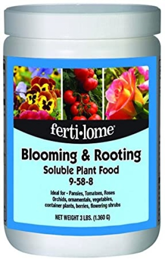 Rooting & Blooming Soluble Plant Food
